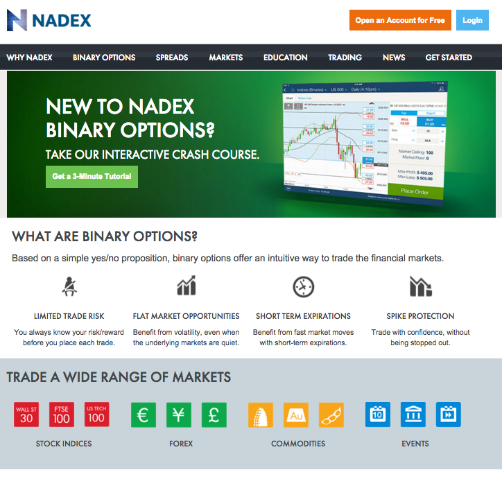 Nrg binary options broker review