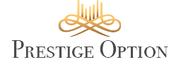Prestige Option logo