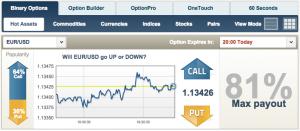 Traderush review trading platform