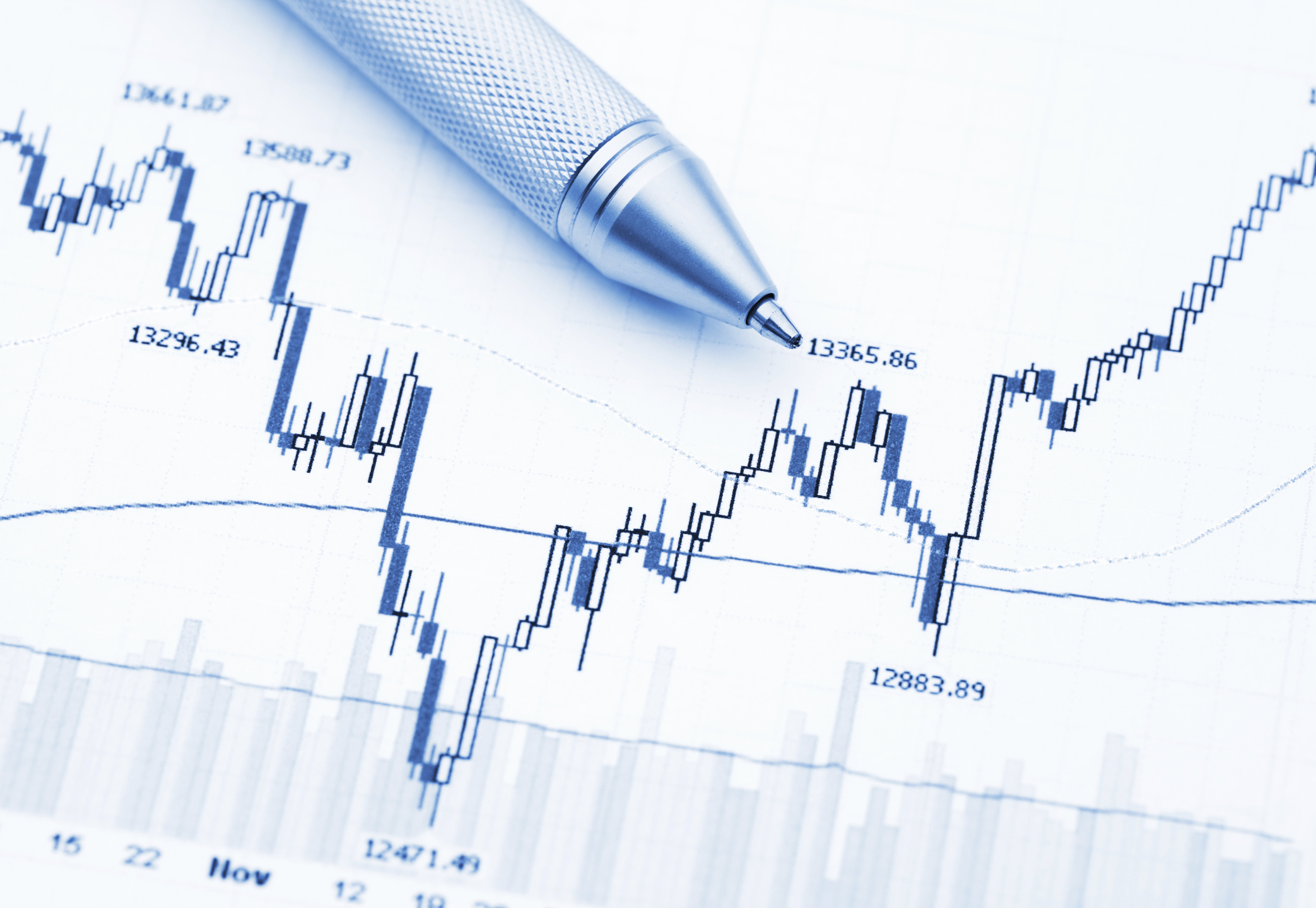 Available binary trading strategies