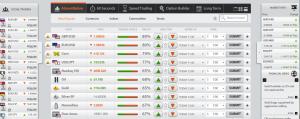 uBinary trading platform