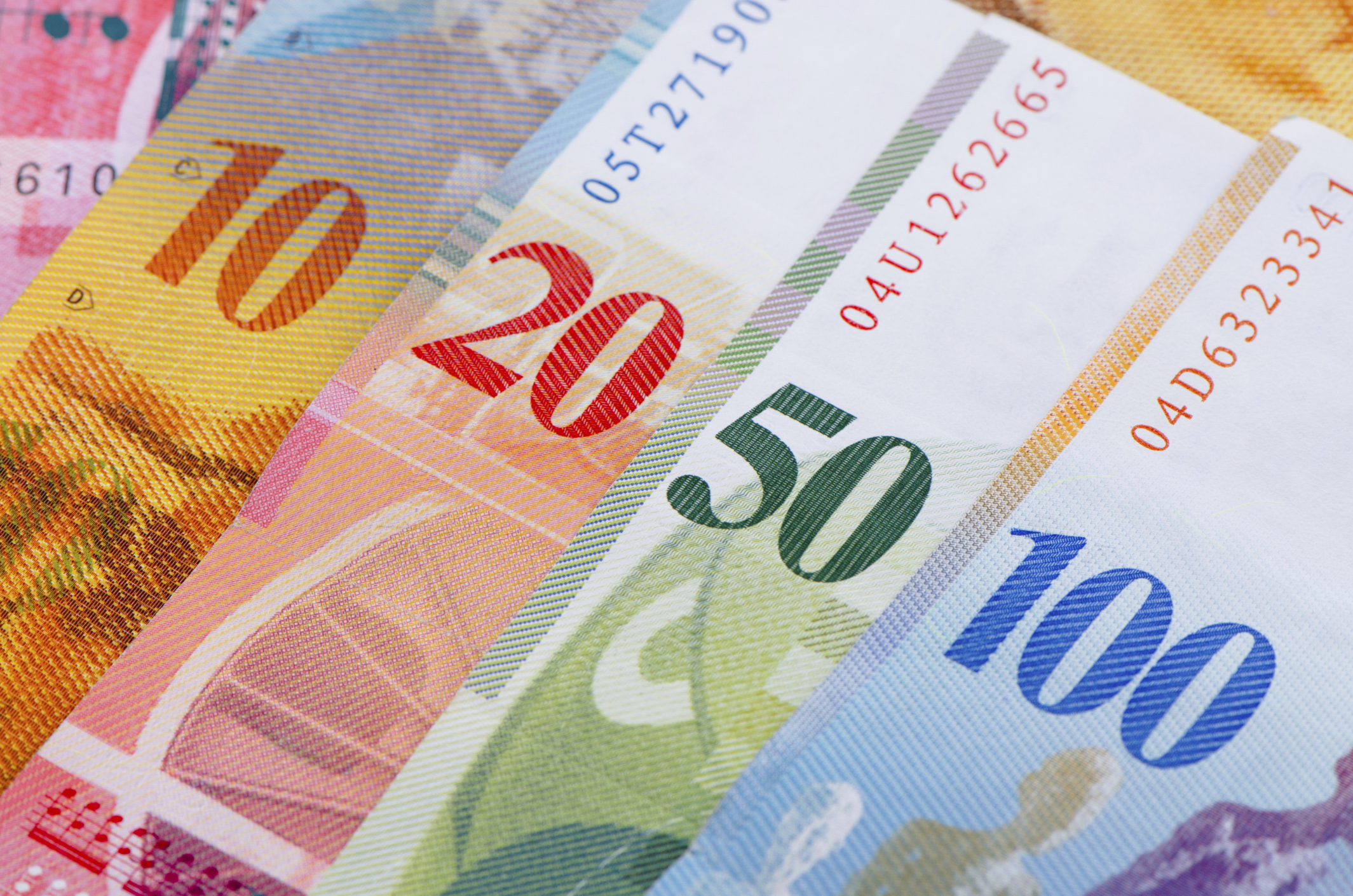Forex brokers affected by swiss franc