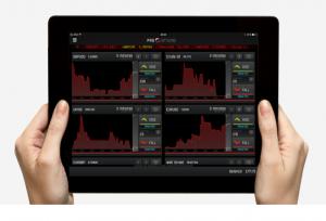 Pro Options Trading screen