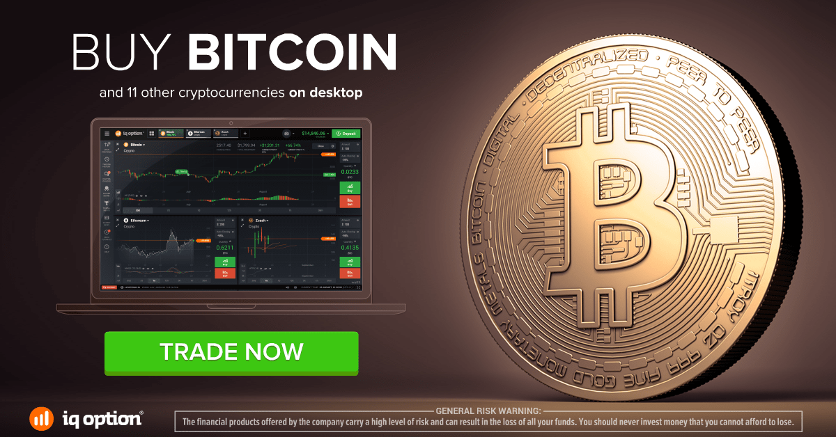 Bitcoin binary options trading