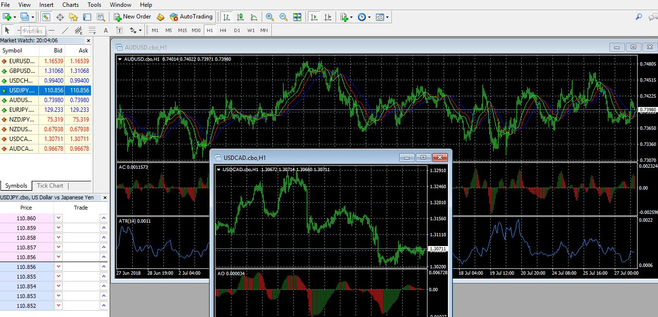 Optionfield mt4 binary options interface
